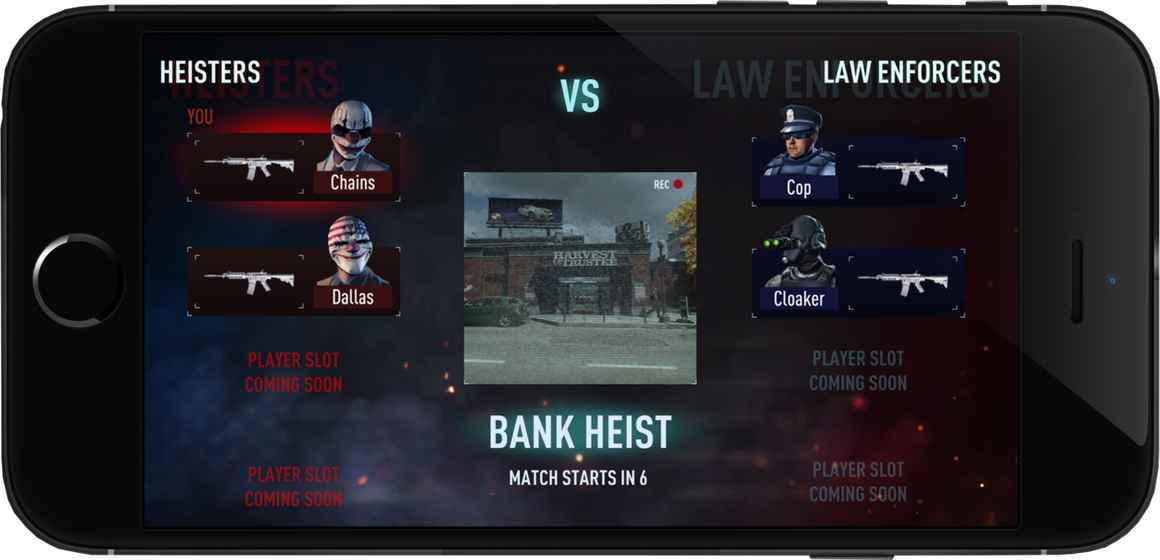 payday crime war手机版图5