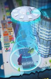 飞碟吞噬城市图1