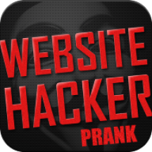 Website Hacker prank