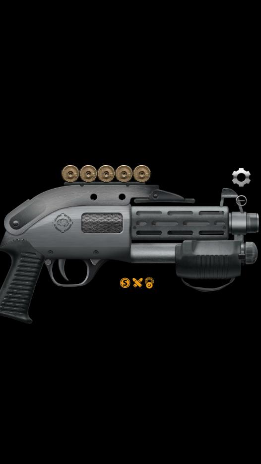 抖音左轮枪装子弹游戏图4