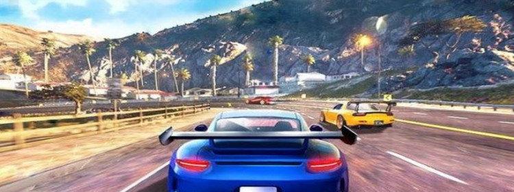 赛车类型手机游戏
