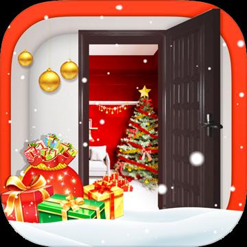 密室逃脱圣诞节的礼物