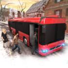 北方城市旅游大巴模拟器