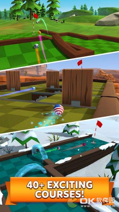 Golf Battle图3