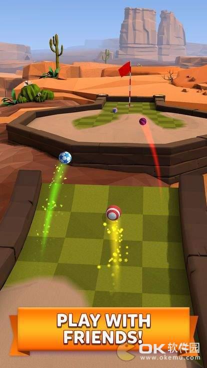 Golf Battle图4