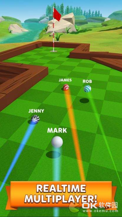 Golf Battle图2