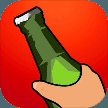 抖音抓啤酒瓶游戏