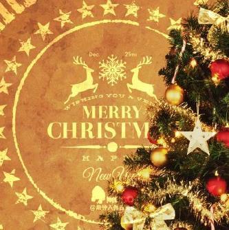 2018圣诞节最美壁纸