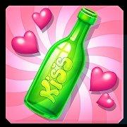 旋轉瓶子親吻Kiss