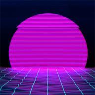虚拟霓虹空洞