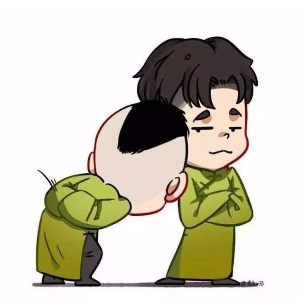 张云雷杨九郎高清手机壁纸-抖音张云雷杨九郎动漫图片