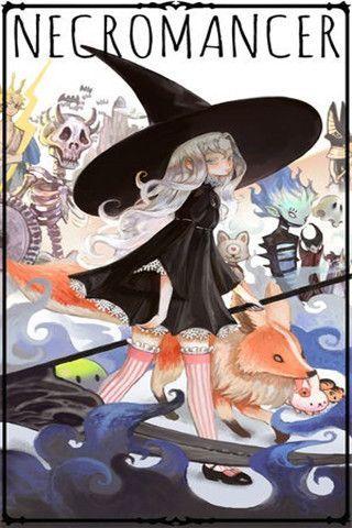 巫师女孩图3