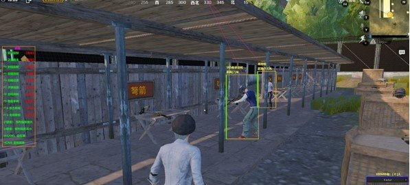 刺激战场模拟器平头哥版图1
