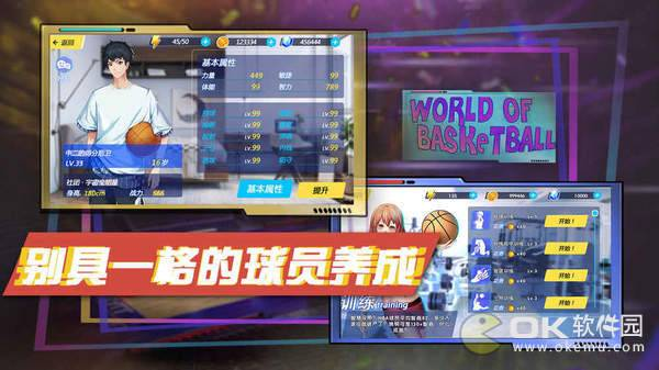 我的篮球世界图1