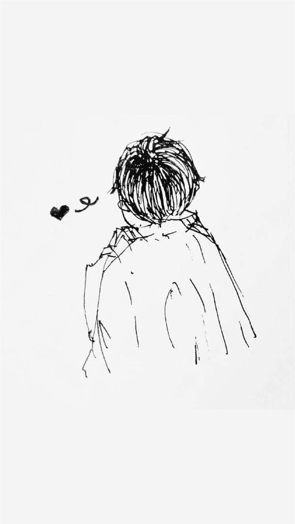 抖音情侣拥吻壁纸高清-情侣锁屏壁纸一左一右大全