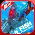 海底猎杀机甲鱼