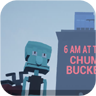 Night At The Chum Bucket
