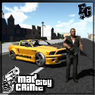 瘋狂城市犯罪故事1