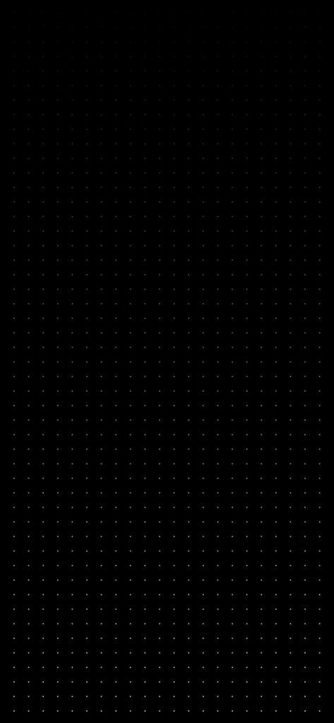 精選 6 張「純黑」壁紙,簡約大氣又省電