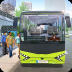 模擬客車駕駛長途
