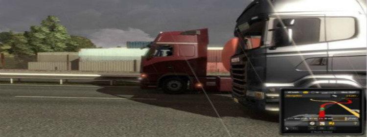 山地模擬貨車運輸游戲大全