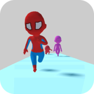SuperHero Fun Race 3D