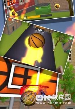 模拟篮球投篮图1