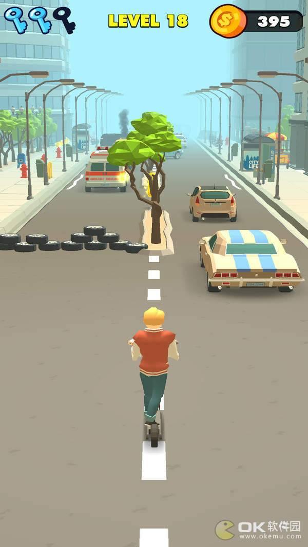 城市滑板车图2