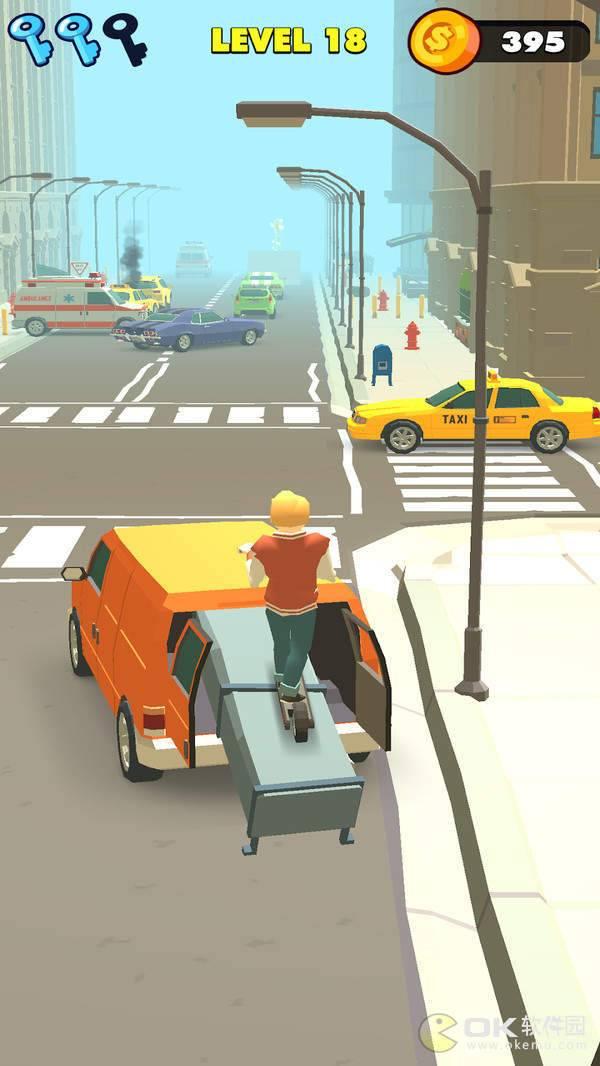 城市滑板车图1