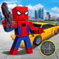 方塊蜘蛛俠英雄