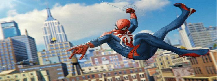 拥有高度自由的蜘蛛侠游戏