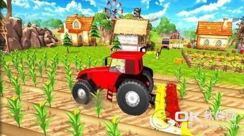 快乐农场小镇图1