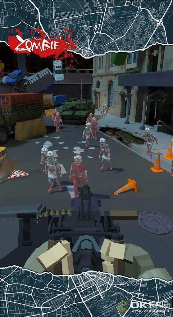 3D僵尸大战图1