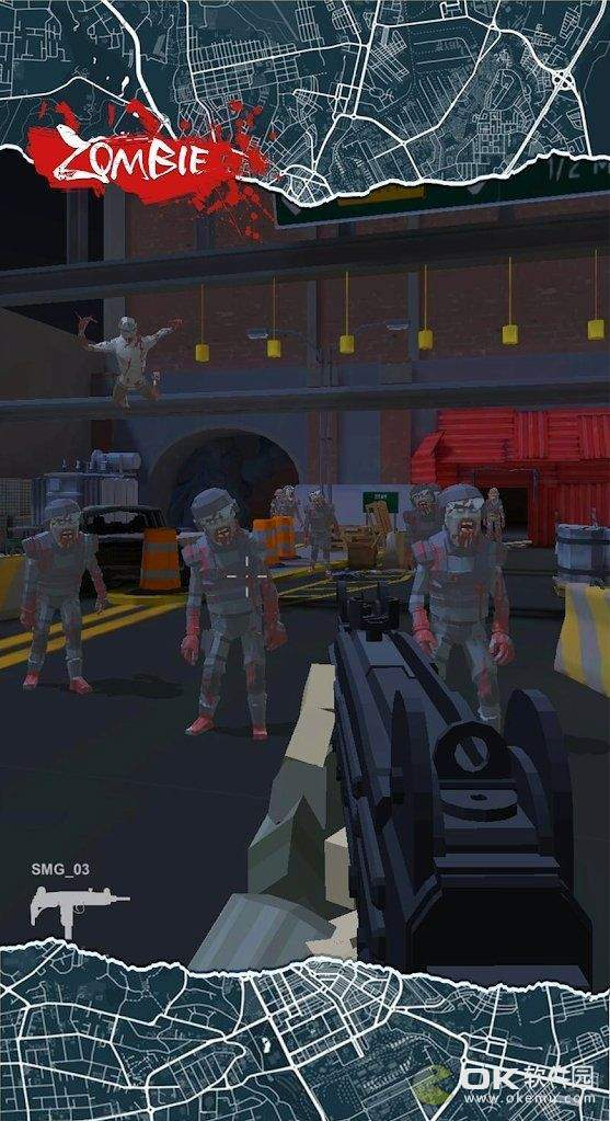 3D僵尸大战图2