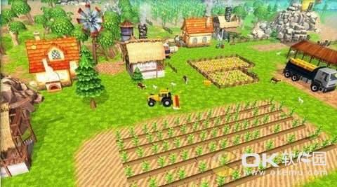 快乐农场小镇图2