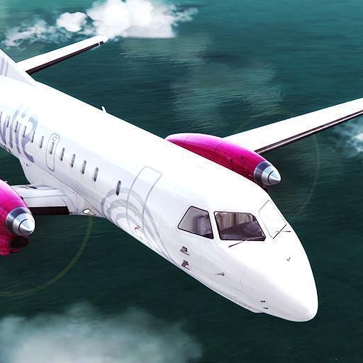 航空公司真實飛行