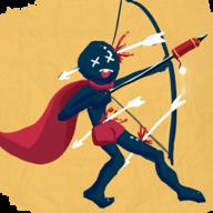 火柴人弓箭手對決