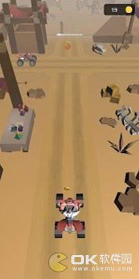 沙漠赛车逃亡图2