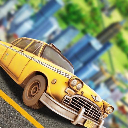 出租車旅行3D
