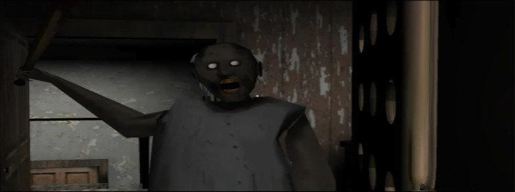关于恐怖奶奶各种游戏大全