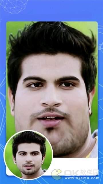 Fat Face Changer Camera图1