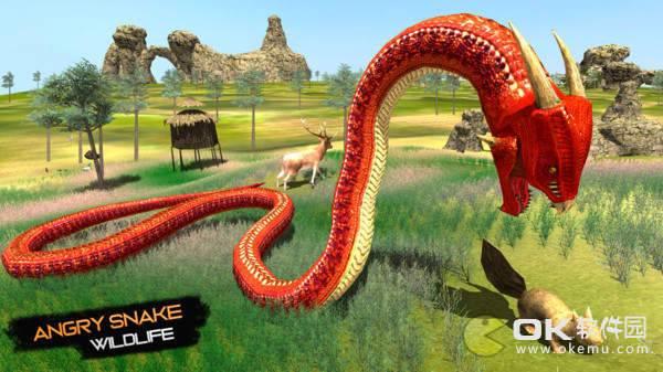 野生水蟒模擬器圖3