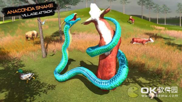 野生水蟒模擬器圖2