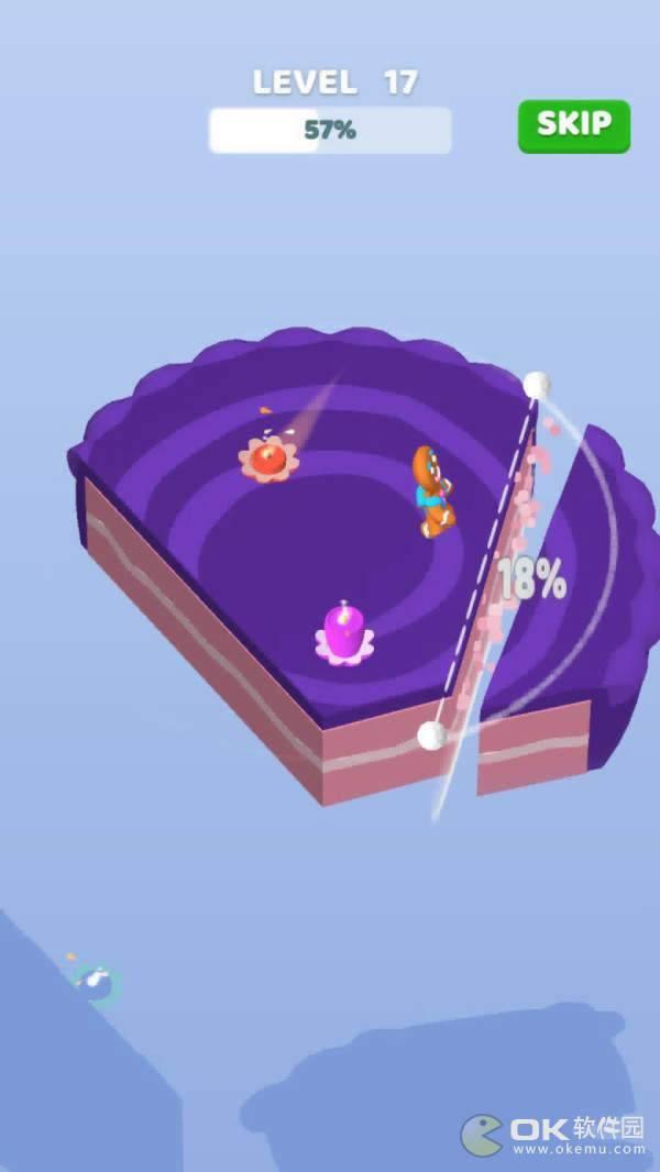 蛋糕小姜人圖2