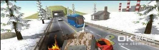 坦克交通破壞圖3