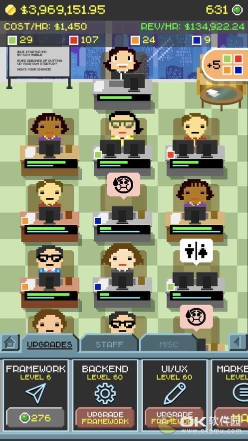 Idle Startup Inc圖1