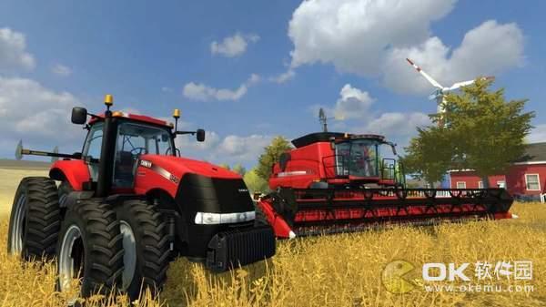 模拟农场20破解版图3