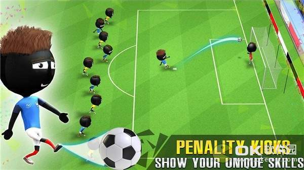 火柴人足球比賽圖3