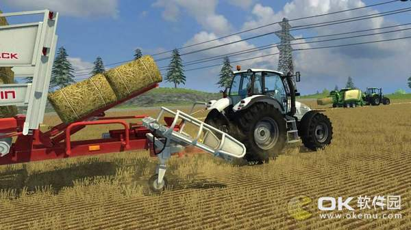 模擬農場20破解版圖2