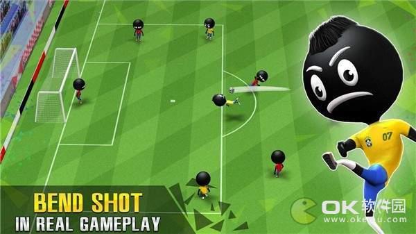 火柴人足球比賽圖1